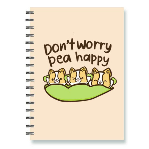 Peas Notebook