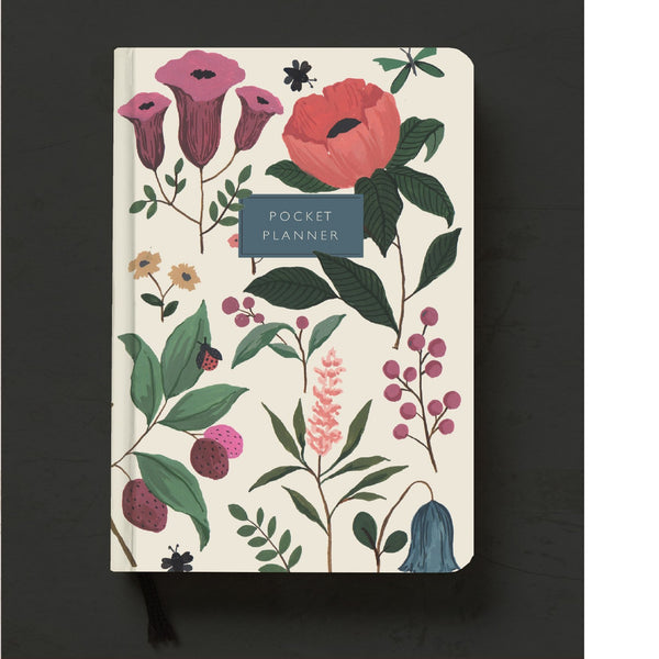 2020 Undated Planner | Pocket Planner | Pre-Order - TheInkBucketstore