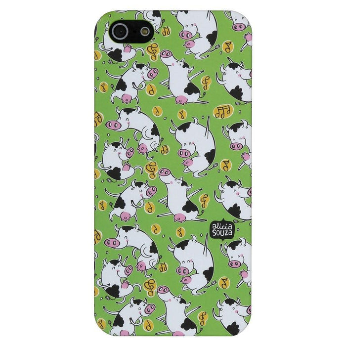 Dancing Cow - iPhone 5/ 5S Phone Cover
