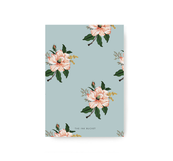 Spring Pocket Notebook - TheInkBucketstore