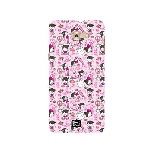 Yoga - Samsung Galaxy C9 Pro -  Phone Cover