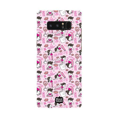 Yoga - Samsung Galaxy Note 8 -  Phone Cover