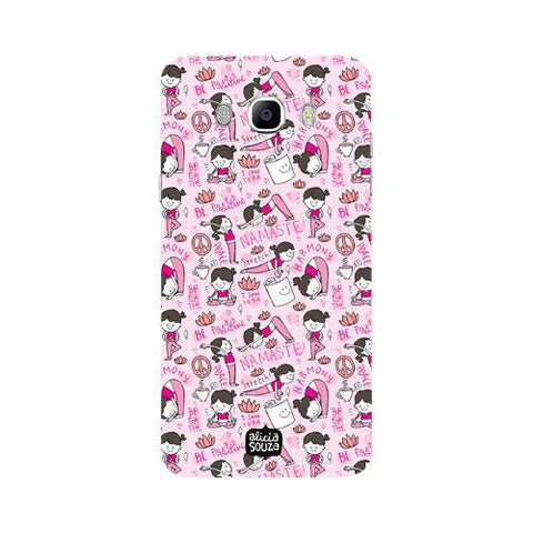 Yoga - Samsung Galaxy J7 -  Phone Cover