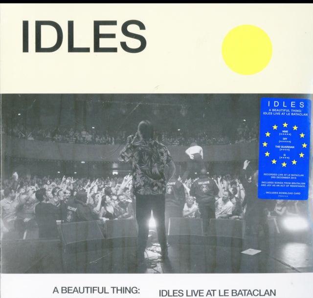 A Beautiful Thing: Idles Live At Bataclan