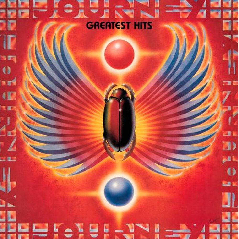 Journey: Greatest Hits (2LP)