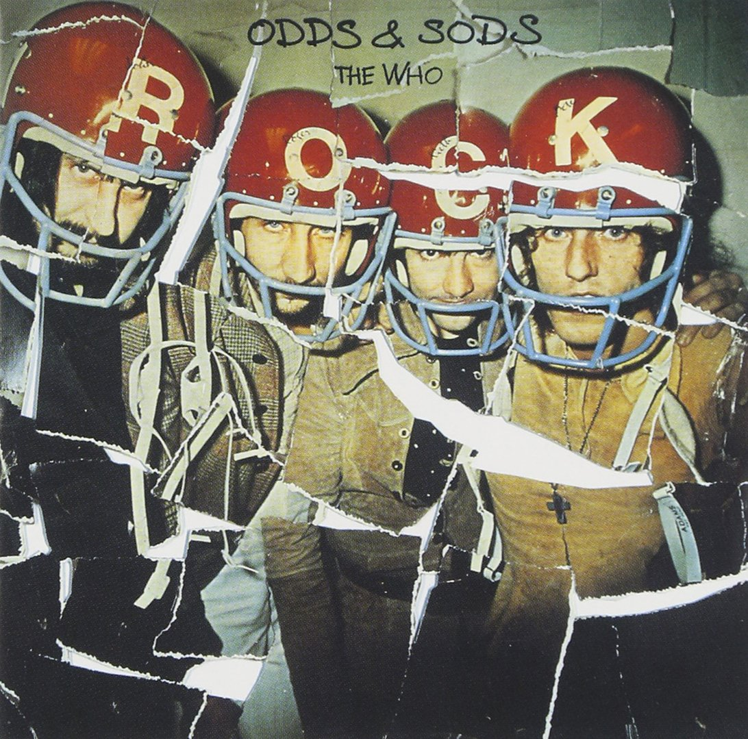 Odds & Sods (Red & Yellow Vinyl) *RSD*