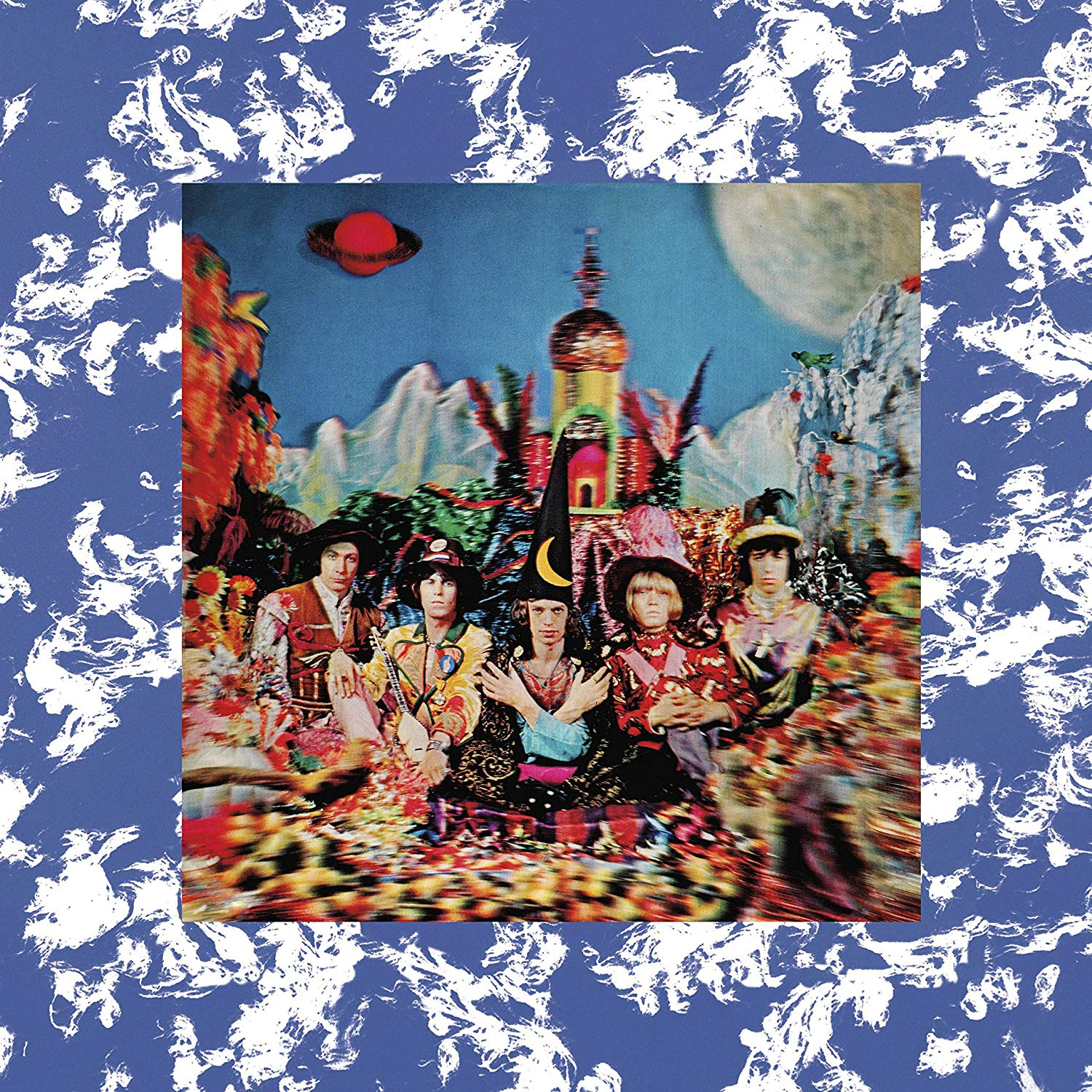 THEIR SATANIC MAJESTIES REQUEST (RARITY)