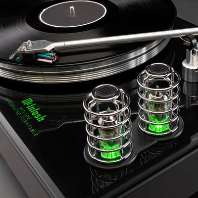 MTI100 Integrated Turntable