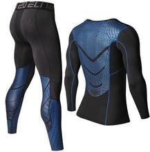 Sports Tights Long-Sleeved Quick-Drying Training Suit