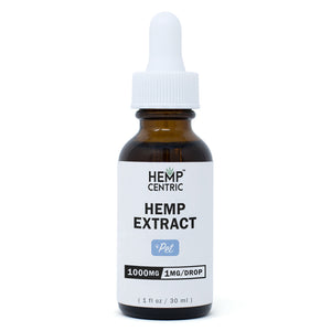 PET | Hemp Extract for Dogs and Cats Tincture (30ml)
