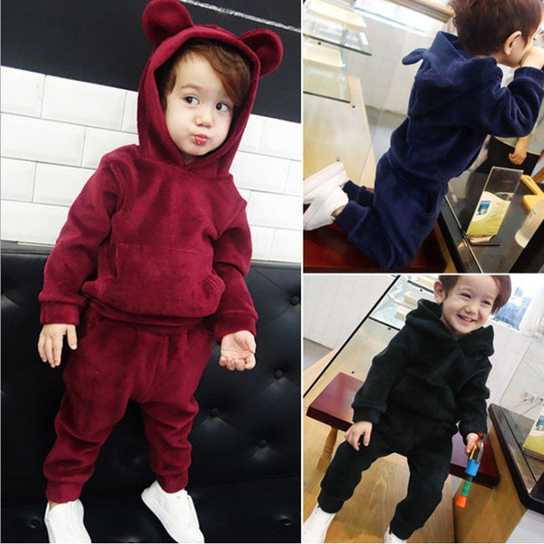 Ensemble Mini'Nours Unisex