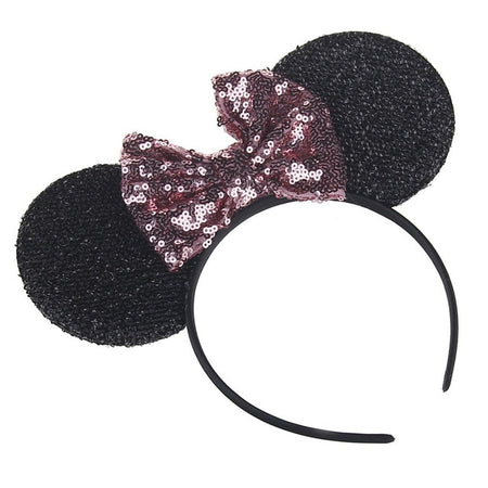 Bandeau Minnie Sequins