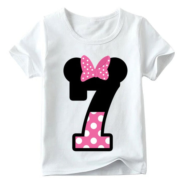 T-shirt Numbers