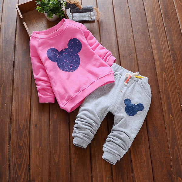 Ensemble sport minnie