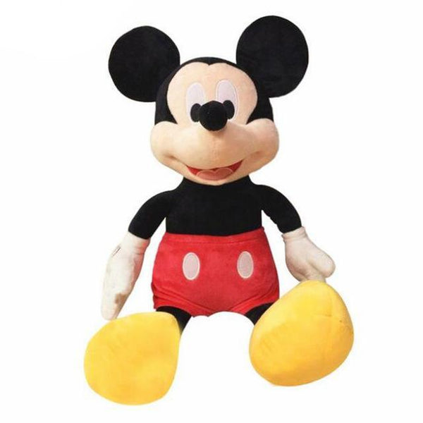 Peluche Mickey/Minnie de 40 à 100 cm