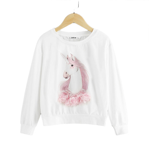 Sweat Licorne