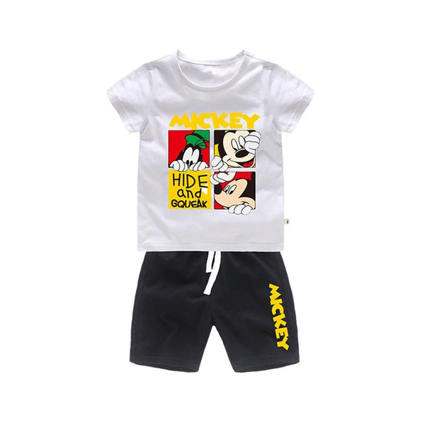 Ensemble Sport Mickey