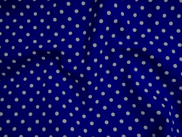 5mm Polka Dot - Cotton Poplin Patchwork