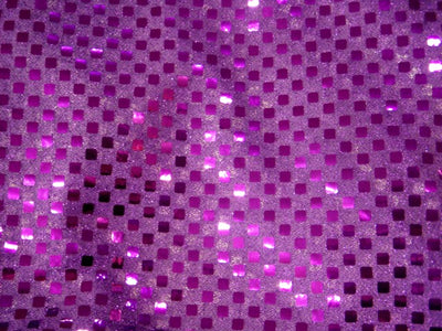 Square 8mm Sequin - Jersey Knit
