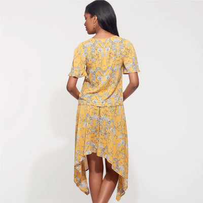 6609 New Look Sewing Pattern N6609 Misses' 2-Piece Dress