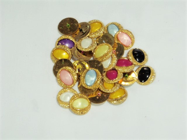 Vintage Costume Buttons