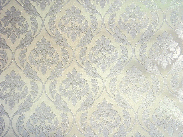 Bridal Brocade Jacquard - Large Damask