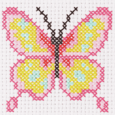Cross Stitch Kit For Beginners