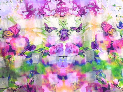 Butterfly Voile