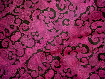 Paisley - Pure Cotton