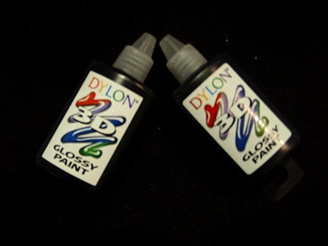 Dylon 3D Glossy Fun Paints
