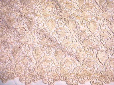 Design 7 - Guipure Lace