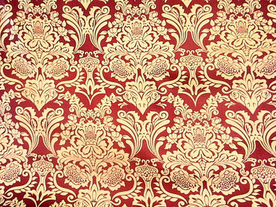 Damask - Pure Cotton