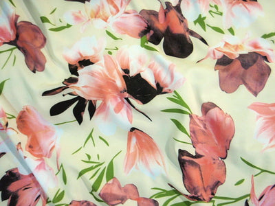 Floral Bliss - Summer Crepe