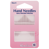 Handle Needles Size 8 Quilting/Betweens
