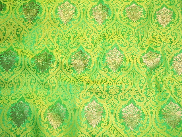Damask Design 5 - Indian Brocade