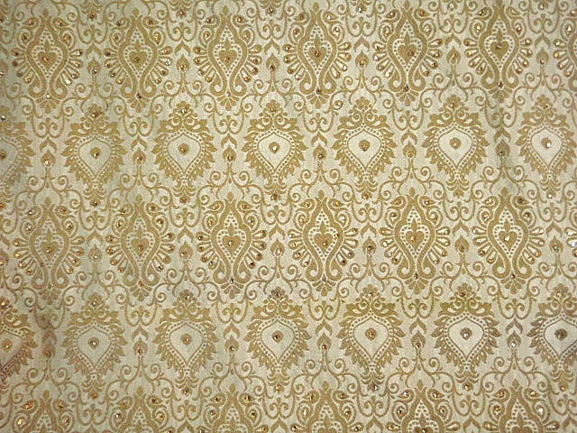 Embellished Damask 12- Indian Brocade
