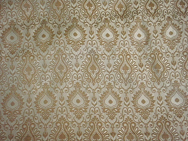 Damask Design 7 - Indian Brocade