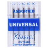 Sewing Machine Needles: Universal Assorted