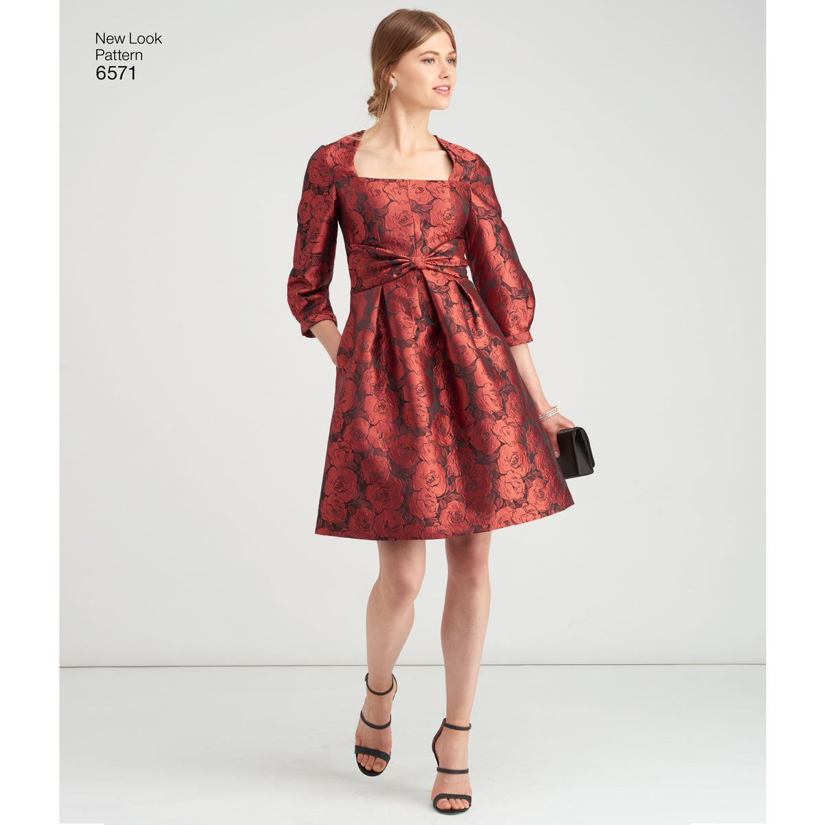 6571 New Look Pattern 6571 Misses' Dresses