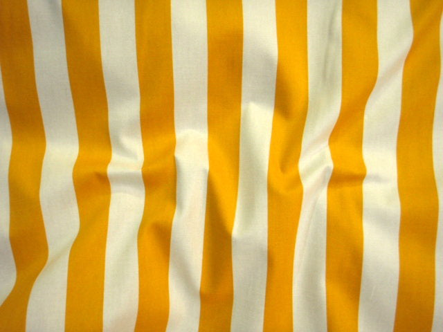 One Inch Stripe - Cotton Poplin Patchwork