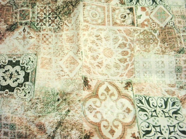 Persian Print - Pure Cotton