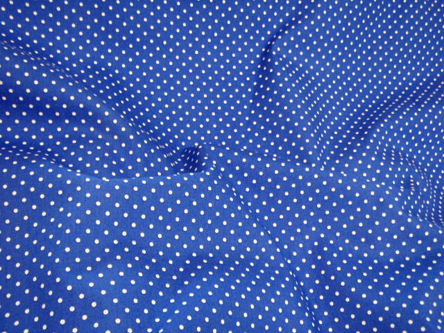 Pin Head Polka Dot - Cotton Poplin Patchwork