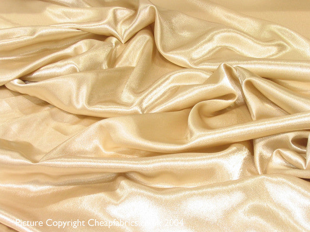 Crepe Backed Satin