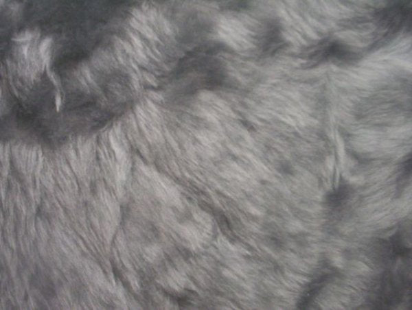 Plain Faux Fur