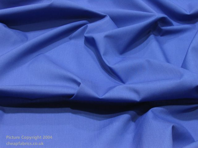 Lightweight Plain Poly/Cotton Fabric