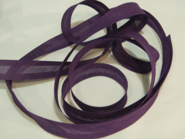 Bias Binding Cotton Tape