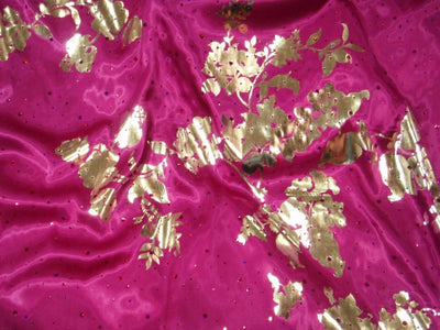 Satin Foil Sequin