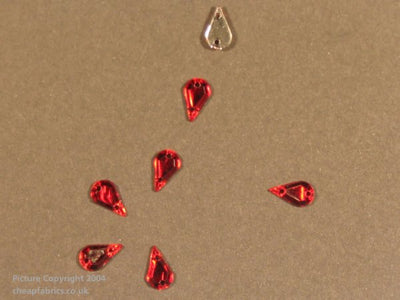 Sew-on Jewels Teardrop