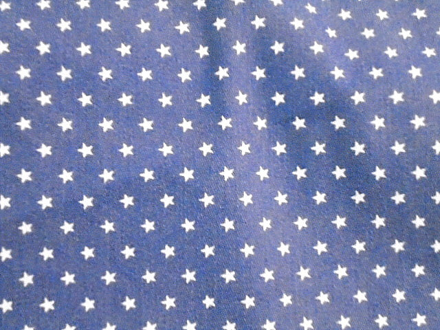 Star - Denim Print