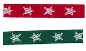 Star Print Ribbon